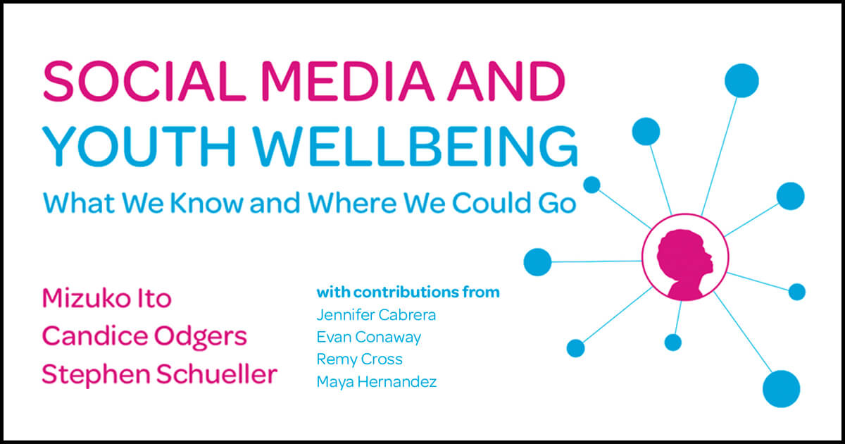 Wellbeing Report Cover Graphic